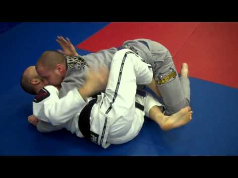 Butterfly (Hook) Sweep From Half Guard Image 1
