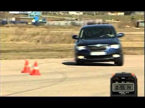 VW Passat CC, Skoda Superb, Audi A5 - Наши тесты 119 Серия, 2 часть