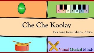 Che Che Koolay ~An Orff Arrangement~