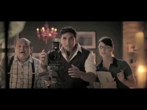 Making of Eveready Ultima Ads - Akshay Kumar