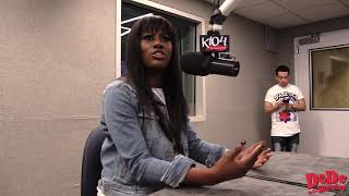 R Kelly Victim Asante McGee With DeDe In The Morning