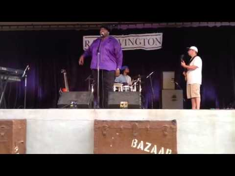 RAY COVINGTON LIVE AT MN STATE FAIR 2013