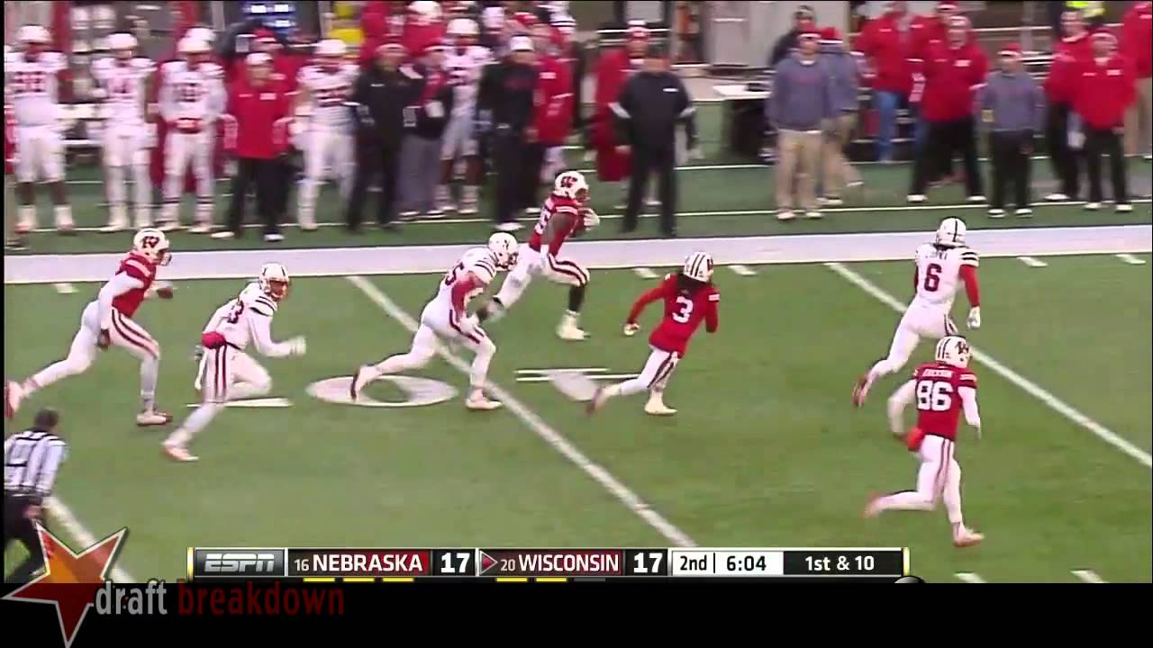 Melvin Gordon vs Nebraska (2014)