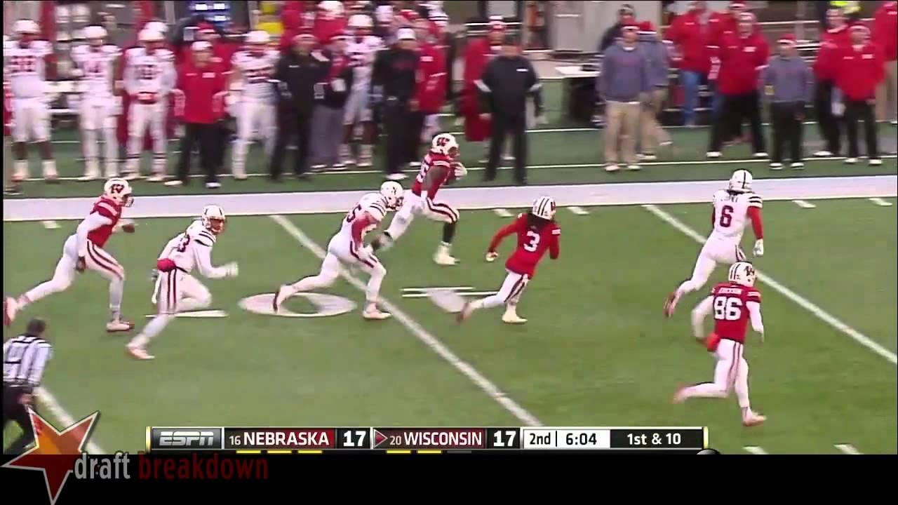 Melvin Gordon vs Nebraska (2014)