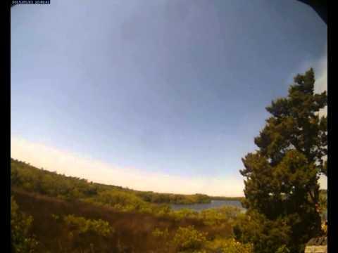 Cloud Camera 2015-05-03: Pasco Energy and Marine Center