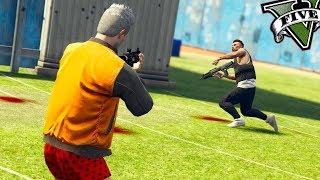 GTA V Online: TENTARAM ME DERRUBAR MAIS NÃO CONSEGUIRAM, MATA-MATA ONLINE - Tj