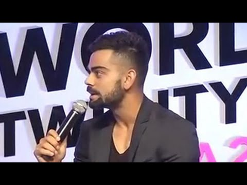 Virat Kohli wants to acquire Mahendra Singh Dhoni's composure