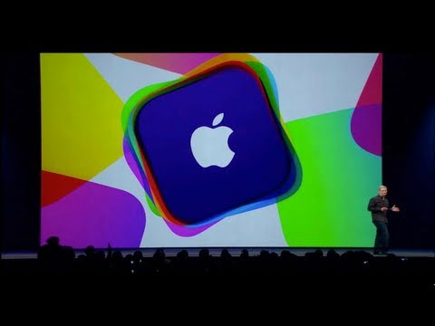 Apple wwdc 2013 FULL Keynote  [HD]