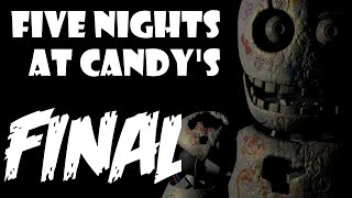 FINAL INESPERADAMENTE ESTRANHO - Five Nights At Candy