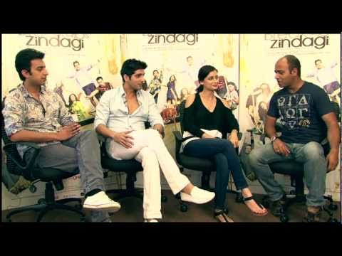 Dia Mirza & Zayed Khan on Love Breakups Zindagi - Exclusive