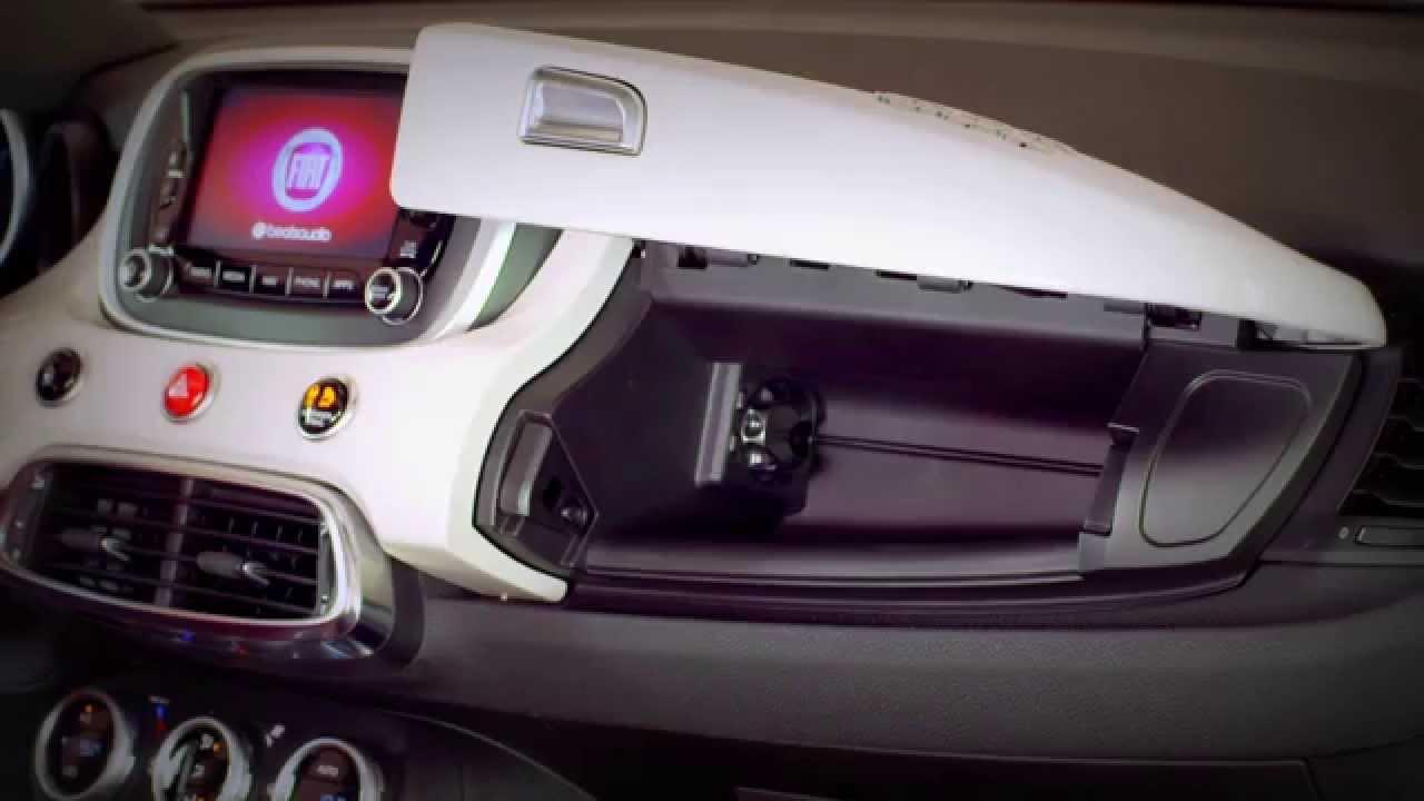 New 2015 Fiat 500x Interior Youtube