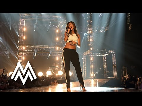 Nicole Scherzinger | 'On The Rocks' live at MOBO Awards | 2014