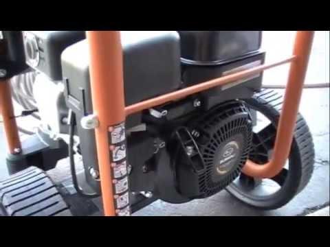Ridgid Pressure Washer
