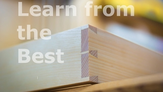 Flawless dovetails with Rob Cosman!