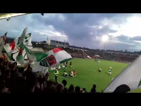 Cork city fc vs dundalk fc 1-1 on 25th