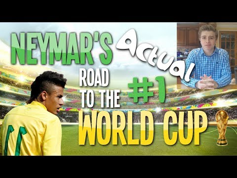 FIFA 14 - Neymar's Actual Road To The World Cup - EP. 1 (YOU HAD ONE JOB)
