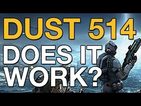 Dust 514: Does it work?