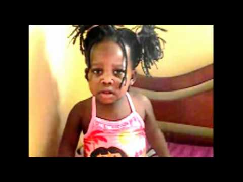 Baby Keniana Sings Kamili Gado - Professor Jay Ft Marco Chali video
