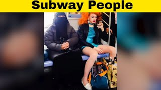 101 People On The Subway That You'll Have To See To Believe