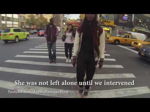 10 Hours of Walking in NYC as a Woman in Hijab جیاوازی  کەسی پۆشتە ودانە پۆشراو
