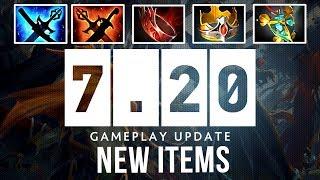 Dota 2 Patch 7.20 Update - ALL New Items, Reworks & Changes