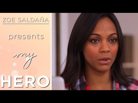 Zoe Saldana | Ep. 1 | My Hero