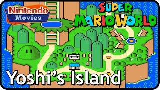 Super Mario World - World 1: Yoshi's Island (Multiplayer Walkthrough, All Exits)