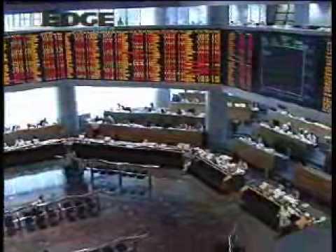 Closing: Market falls on profit-taking