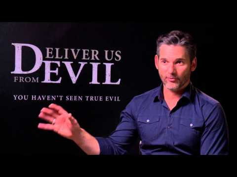 Eric Bana Wants You To See Something Really Scary