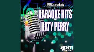 Roar Karaoke Version