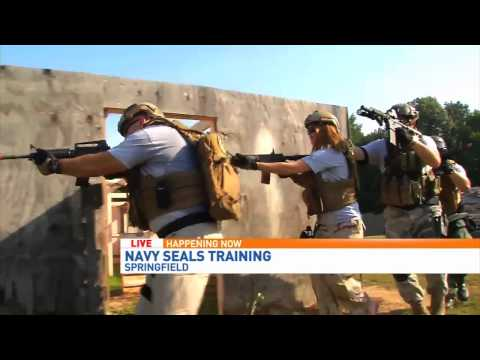 Learn from the best of the best, Navy SEAL Training from those who know! Image 1