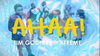 Tim Godfrey - Ahaa! LYRIC VIDEO