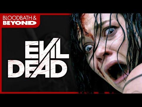 Evil Dead (2013) - Horror Movie Remake Review
