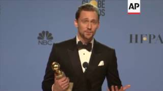 Tom Hiddleston recalls meeting Carrie Fisher