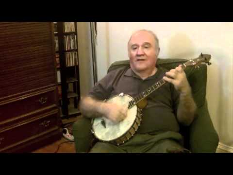 I Don't Want To Set The World On Fire-Eddy Davis-Banjo