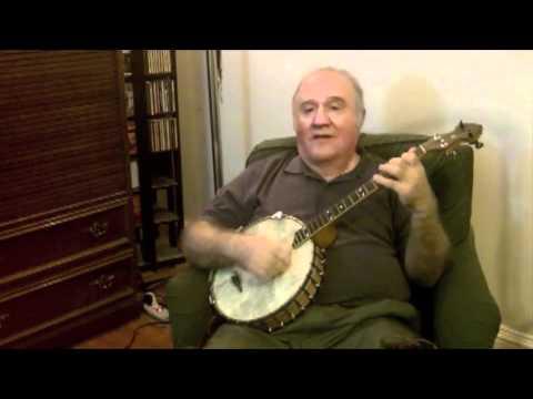 I Don't Want To Set The World On Fire-Eddy Davis-Banjo