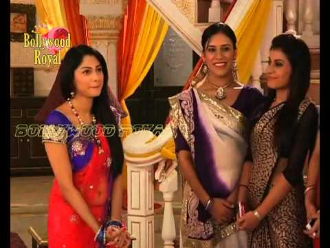 On location of TV Serial Saath Nibhaana Saathiya Birthday preparation...