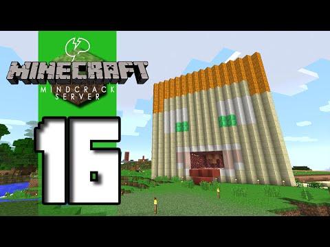 Beef Plays Minecraft Mindcrack Server S5 EP16 Stress