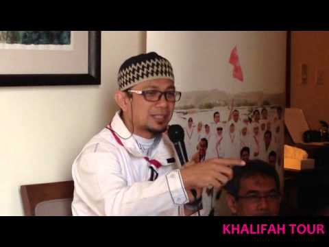 Youtube haji plus khalifah tour