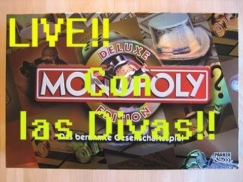 MONOPOLY CON YOUTUBERAS LOCAS !!!!