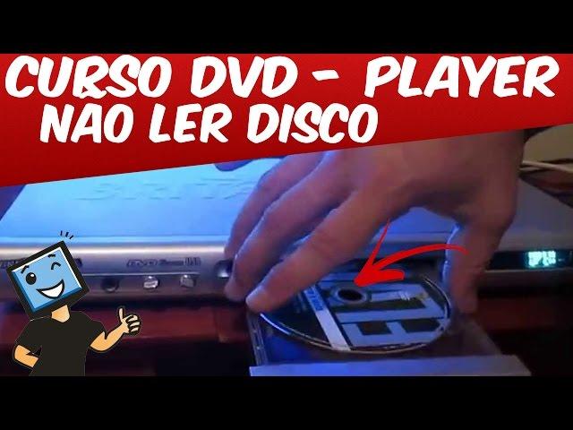 CURSO CONSERTO EM DVD-PLAYER ( DISCO ) www.formatpontocom.com.br