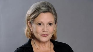 Star Wars actress Carrie Fisher suffers heart attack on flight to LA