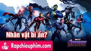 Avengers Endgame: Nhân vật bí ẩn? - hãy coi phim trước khi coi Clip này !!!