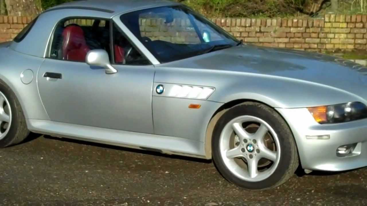 Bmw Z3 2 8 2 Dr Convertible Leather Amp Hardtop 1998 R Youtube