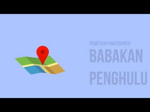 Pemetaan partisipatif di kampung babakan penghulu gedebage