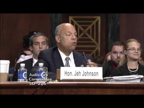 Sen. Cruz Questions DHS Sec. Johnson on Admin's Willful Blindness to Radical Islamic Terrorism