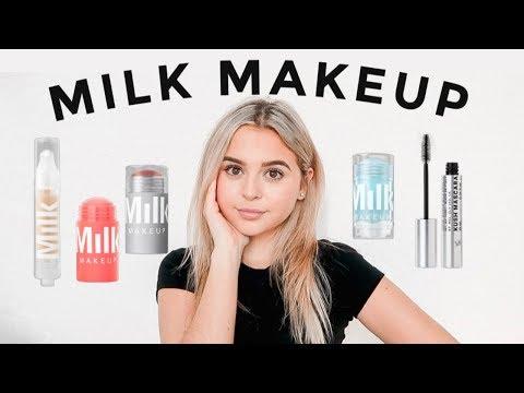Full Face of Milk Makeup for $300 (honest review)