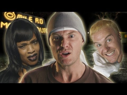 Eminem Ft. Rihanna - the Monster Parody video
