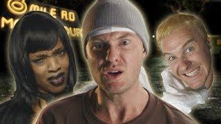 "Download Lagu Eminem ft. Rihanna - ""The Monster"" PARODY Gratis STAFABAND"