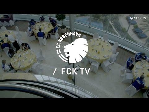 Cornelius Cribs: Se spillernes dagligdag i Dubai